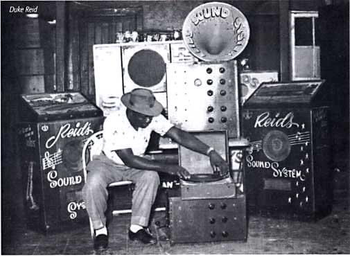 Duke Reid Sound System