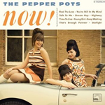 El «making of» del álbum «Now!» de The Pepper Pots