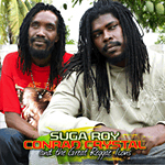 Nuevo disco de Sugar Roy y Conrad Crystal
