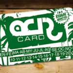 ACR Supporter Card