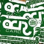 Eventos y Novedades ACR Card, los mejores eventos a mitad de precio
