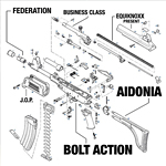 Aidonia «Bolt Action»