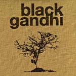 Microguagua y Black Gandhi en concierto. Barcelona