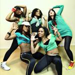 Blazin Crew Dancehall Masterclass. Madrid