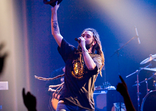 Alborosie & The Sheng Yeng Clan. Barcelona