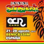 Descuentos para el Rototom Sunsplash con la ACR Card