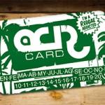 Eventos y novedades ACR Card semana del 12 al 18 de Abril 2010