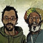 Sesión Roots y Dub al aire libre en Rachdingue. Vilajuïga