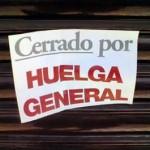 Apoyamos la Huelga General