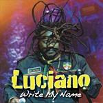 "Nuevo álbum de Luciano titulado ""Write My Name"""