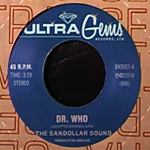 "The Sandollar Sound ""Alien Bartender & Dr. Who Reggae"""