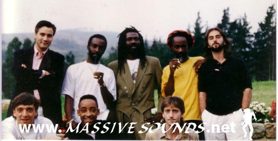 Culture con Massive Crew 1992