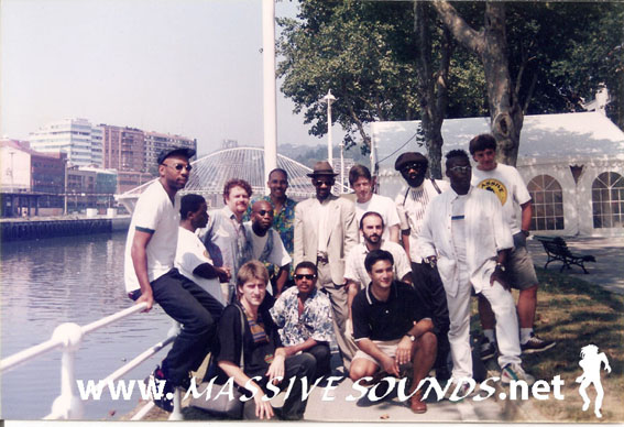 Linton Kwesi Johnson Dub Band & Massive Crew (1997)