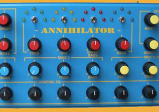 Vibrations: El Preamp