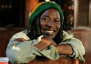 Alpha Blondy en el Rototom 2012