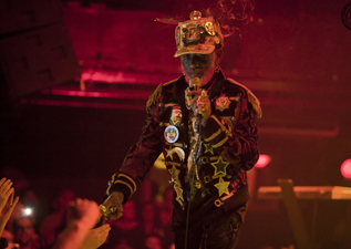 Lee Perry, Mad Professor & The Robotiks. Barcelona