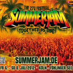 Summerjam 2012. Colonia