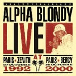 Alpha Blondy CD Live