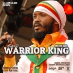 Selecta Soldier «Warrior King Official Mixtape 2012»