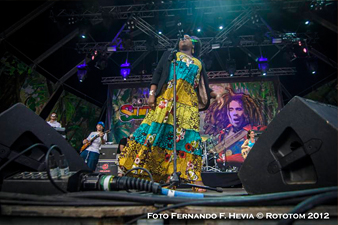 Rototom Sunsplash. 19 de Agosto