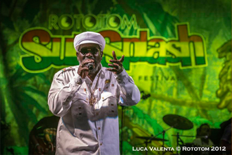 Rototom Sunsplash. 21 de Agosto
