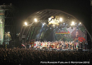 Rototom Sunsplash. 22 de Agosto