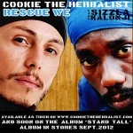"Cookie The Herbalist feat Sizzla Kalonji ""Rescue We"""