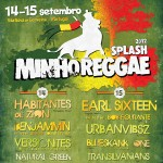 Mihno Reggae Splash 2012