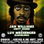 Unity Sound & Luv Messenger en Madrid