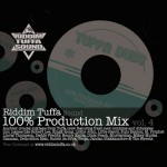 "Riddim Tuffa ""100% Production Mix Vol. 4"""