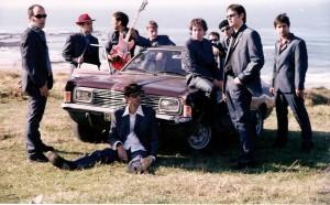 Formación de Akatz a finales de los 90