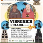Festival United Nations of Dub Weekender (UK), fiesta de presentación en Bilbao y Madrid