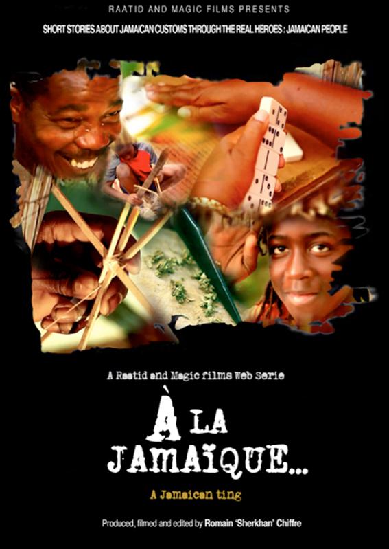 A la Jamaïque flyer
