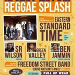 IX Sant Antoni reggae Splash, 12 de enero en Barcelona