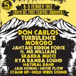 Mount Zion Festival. Entradas a 12 Euros con ACR Card.
