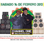 Organic Roots presenta a Channel One en Madrid el 16 de Febrero