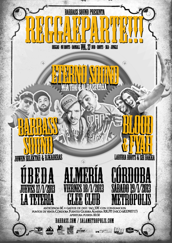 flyer reggaeparte