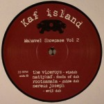 Reseña para viniloadictos: Mahavel Showcase vol.2 (Kaf Island 12″)
