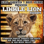 Ya disponible «Likkle lion riddim» de Supah Fisherman Prod.