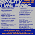 Nueva mixtape de Quality Time Music: