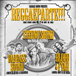 Barbass Sound presenta Reggaeparte!!! Vol.27