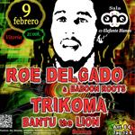 Bob Marley Day con Roe Delgado en Vitoria. Entradas a mitad de precio con ACR card