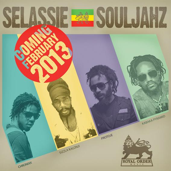 selassie souljahz flyer