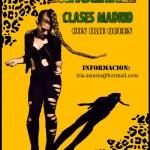 Attitude Dancehall Class con Irie Queen, curso 2013