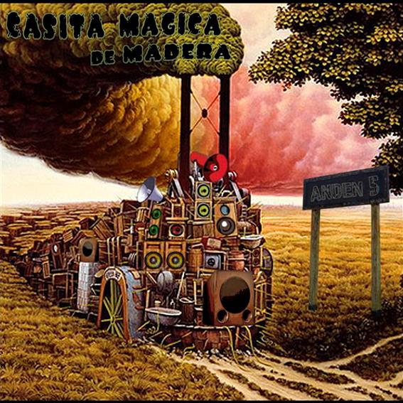 MAS JAHMA CASITA MAGICA DE MADERA  ANDEN 5 cover 1