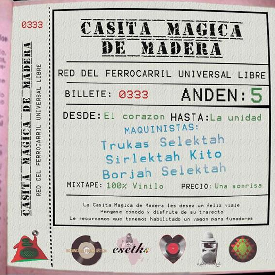 MAS JAHMA CASITA MAGICA DE MADERA  ANDEN 5 cover 2