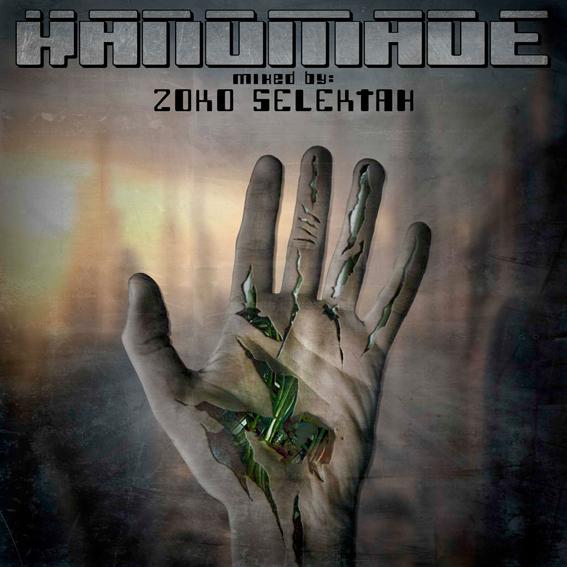 Zoko Selektah - Handmade cover