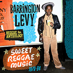 Reseña de Barrington Levy - Reggae Antology: Sweet Reggae Music 1979-1984