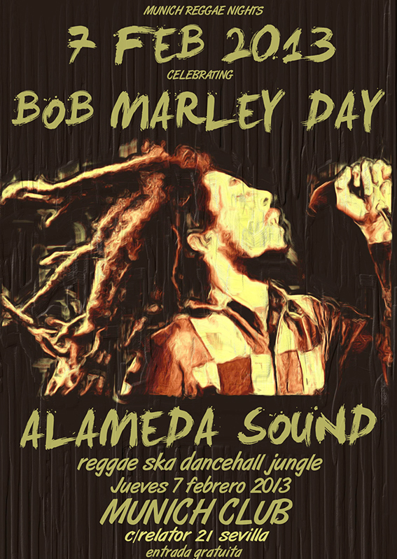 bob marley day alameda flyer