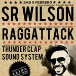 Reggae Carnaval homenaje a Bob Marley, junto a Sr.Wilson, Raggattack y Thunder Clap Sound System